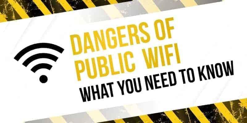 Public WiFi dangers