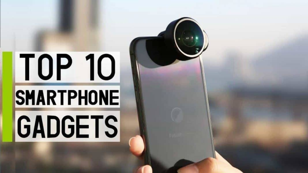 Top Smartphone Gadgets