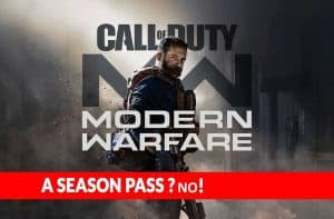 no season pass