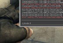 CSGO Show FPS overlay command