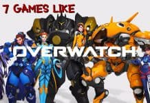 Games Like Overwatch Feature