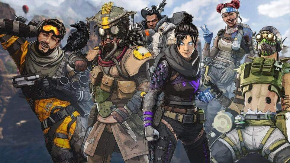 Apex Legends FPS