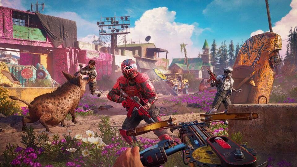 Far Cry New Dawn FPS