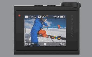 Garmin VIRB Ultra 30 Camera back