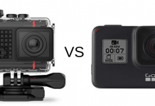 Garmin VIRB Ultra 30 Camera vs GoPro Hero 7 Black cover