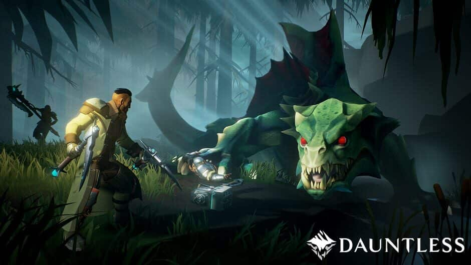 Dauntless – Slaying a Drask