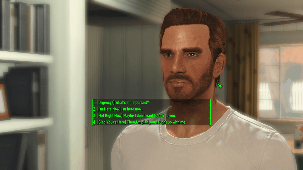 Full Dialogue Interface
