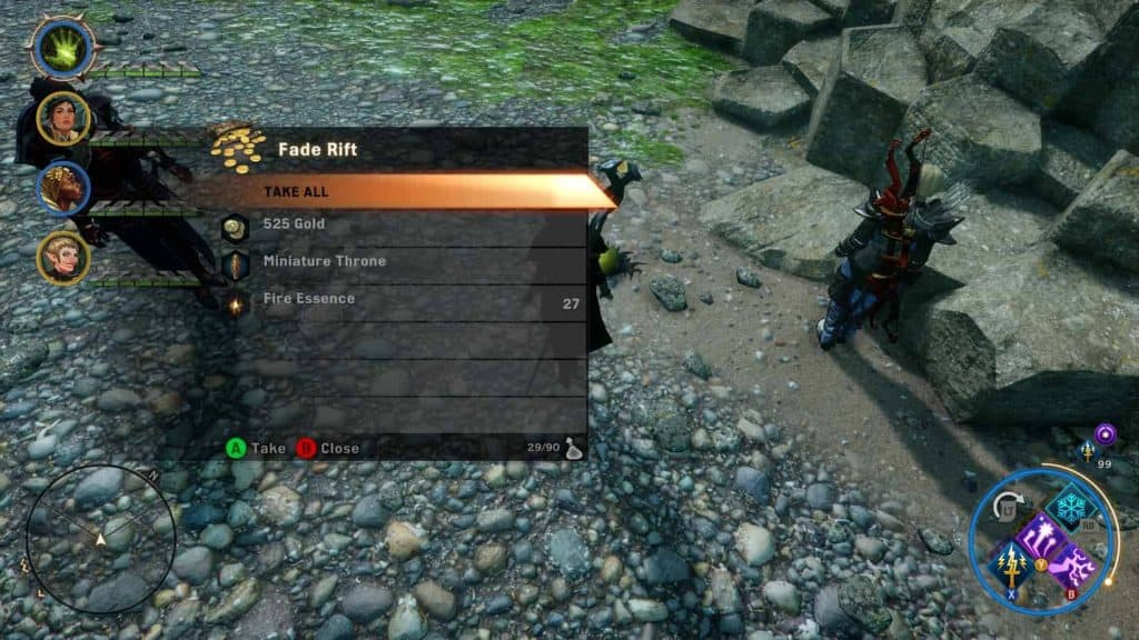 Dragon Age: Inquisition - Loot from enemies