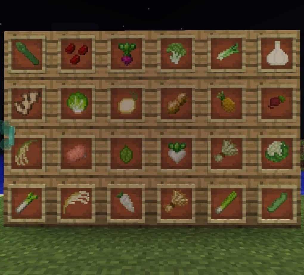 Pam's Harvestcraft