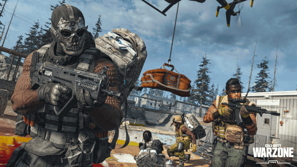 Call of Duty: Warzone - Plunder