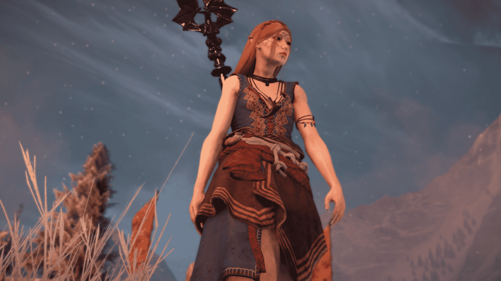 Dragon Age: Inquisition - The Witcher 3 inspired clothing