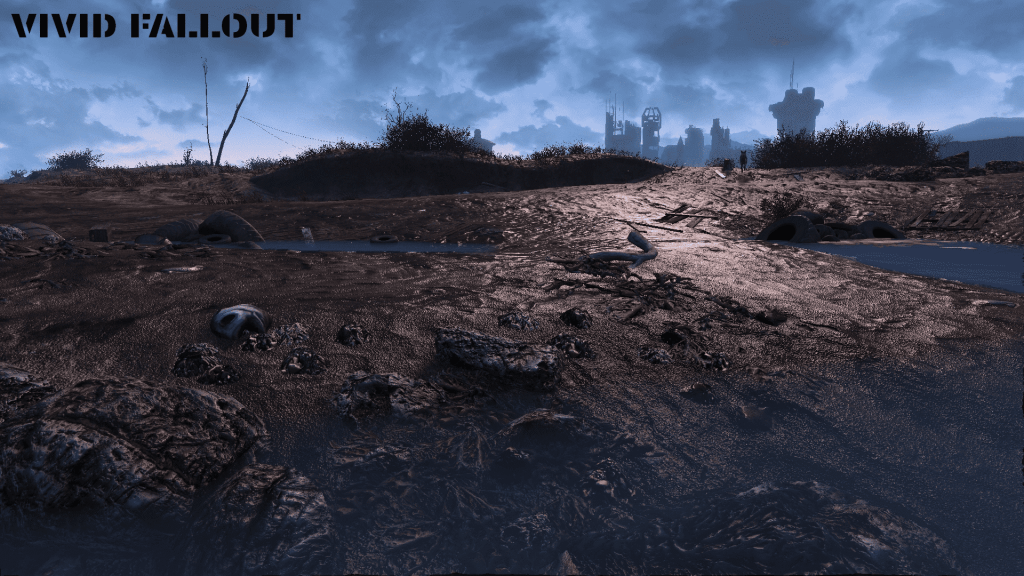 Vivid Fallout – All In One