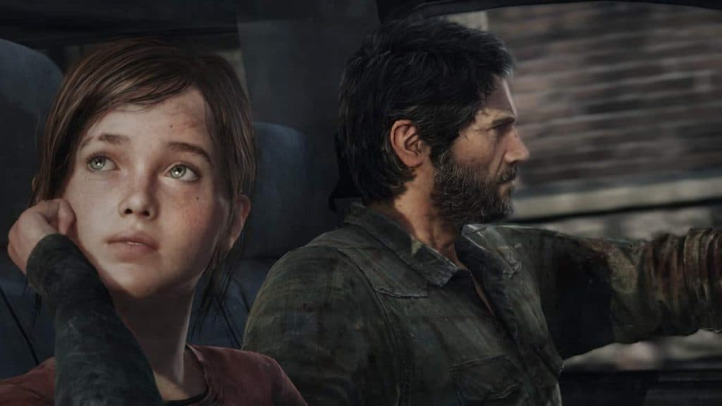 The Last Of Us Remastered - Ellie and Joel