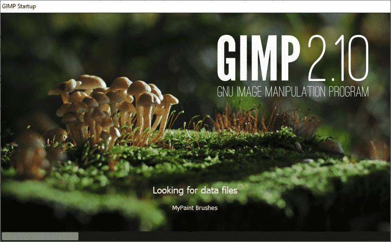 GIMP graphic design