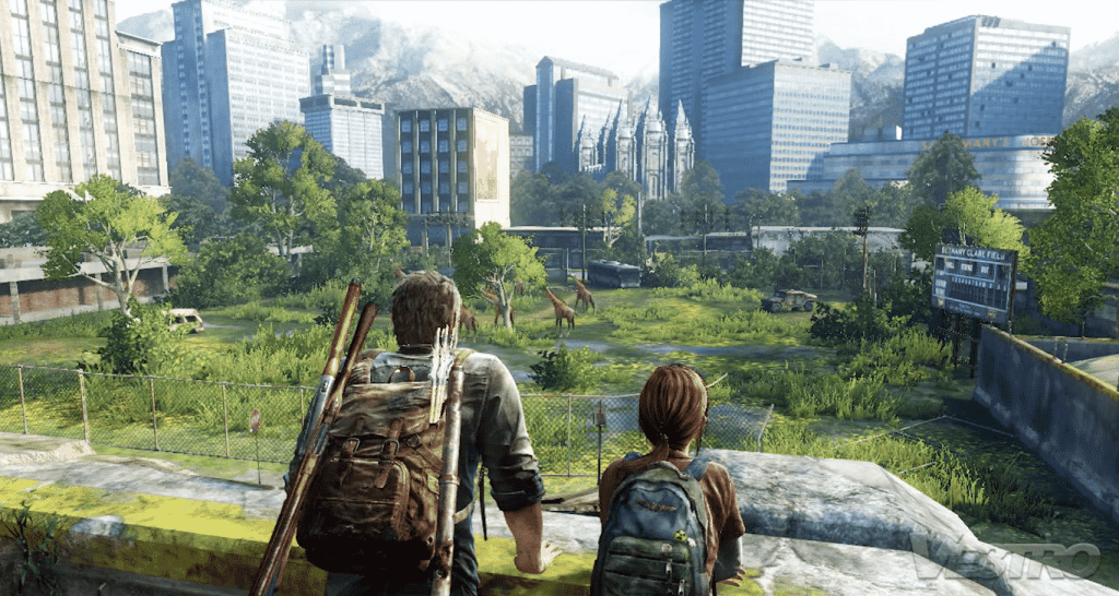 The Last Of Us Remastered - Joel and Ellie