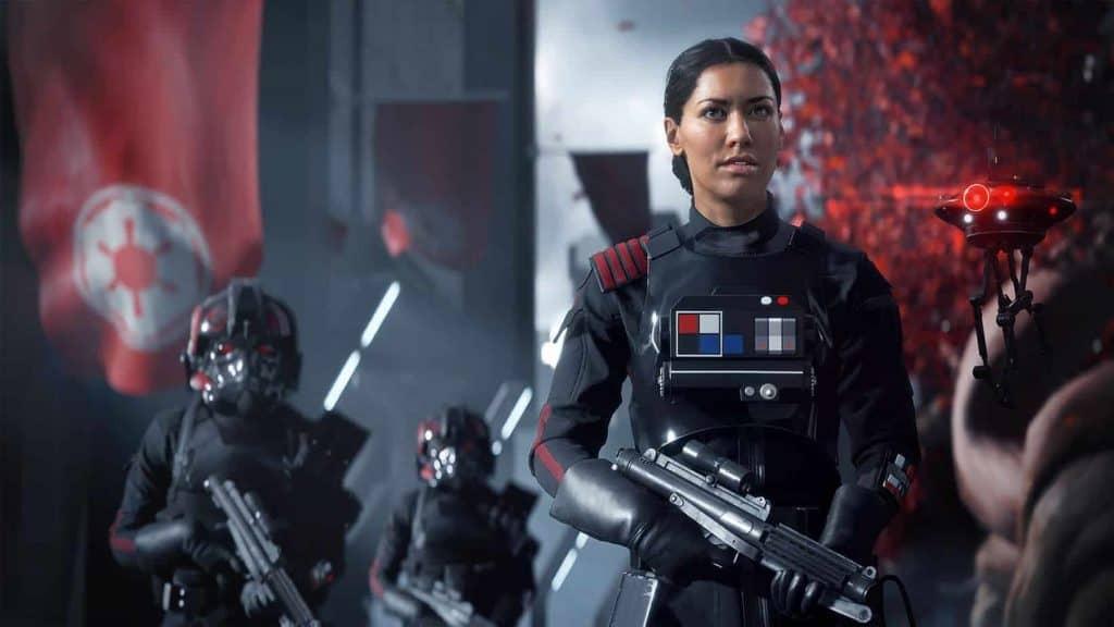 Star Wars: Battlefront 2 - Iden Versio