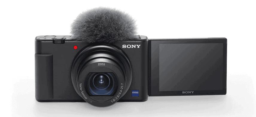 Sony Vlog camera ZV-1