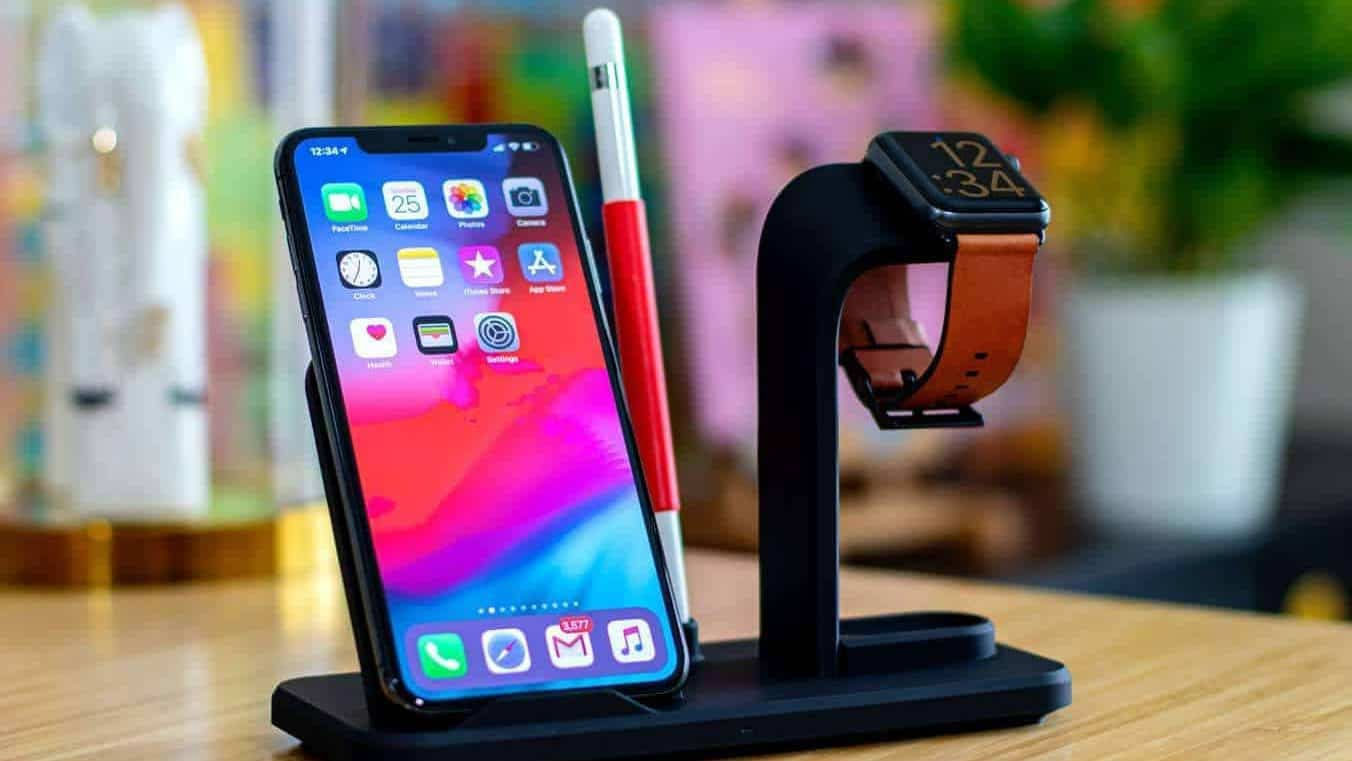 wireless charger design