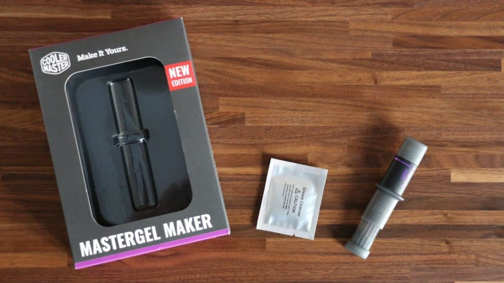 Contents of MasterGel Maker (NEW)